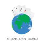 International casinos