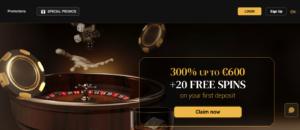 black label casino welcome