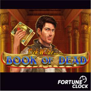 book of dead - fortune clock