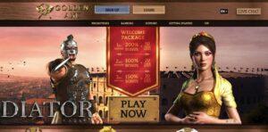 golden axe casino welcome