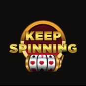 keep spinning me logo