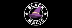 Black Magics Logo Transparent